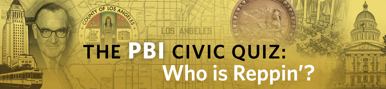 , PBI Quiz: Who is Reppin'?