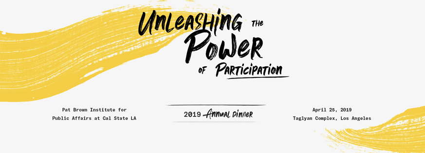 , 2019 Annual Dinner