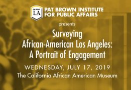 , Surveying African-American Los Angeles: A Portrait of Engagement