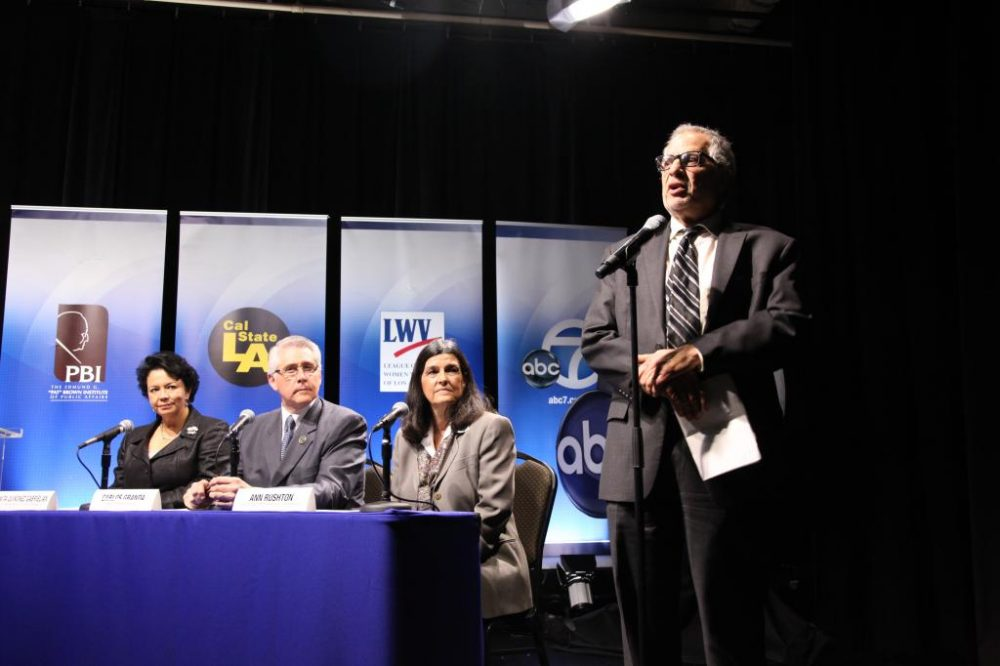 2014 LA City Council District 14 Debate - 016