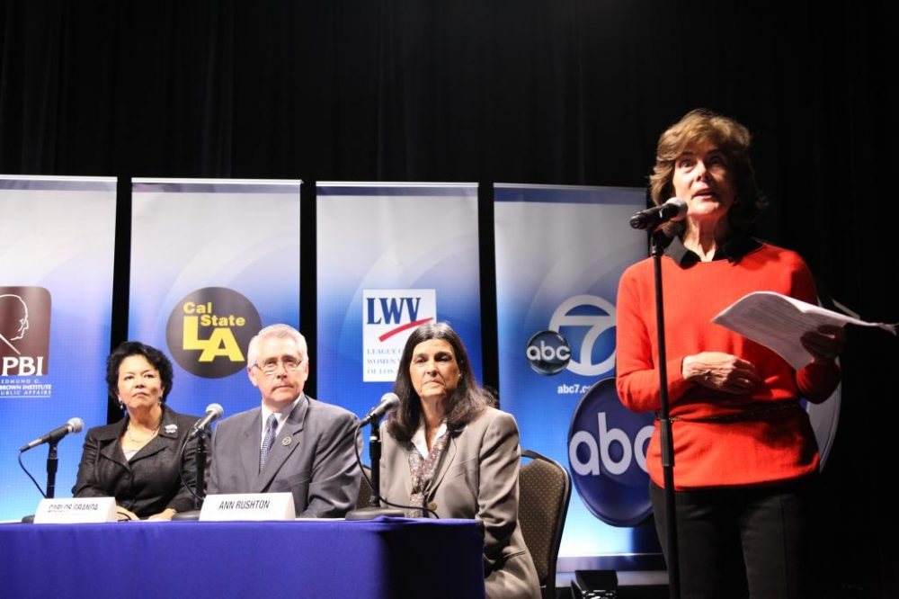 2014 LA City Council District 14 Debate - 025