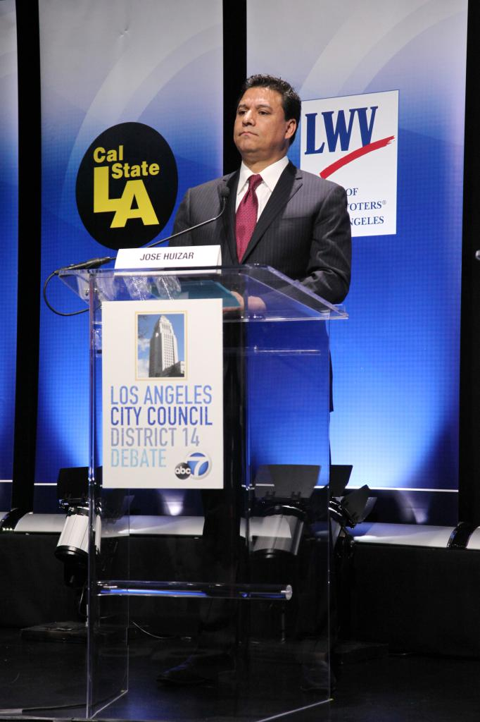 2014 LA City Council District 14 Debate - 031