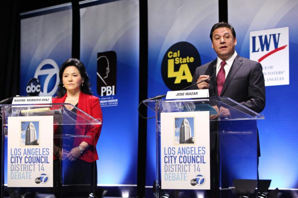 2014 LA City Council District 14 Debate - 040