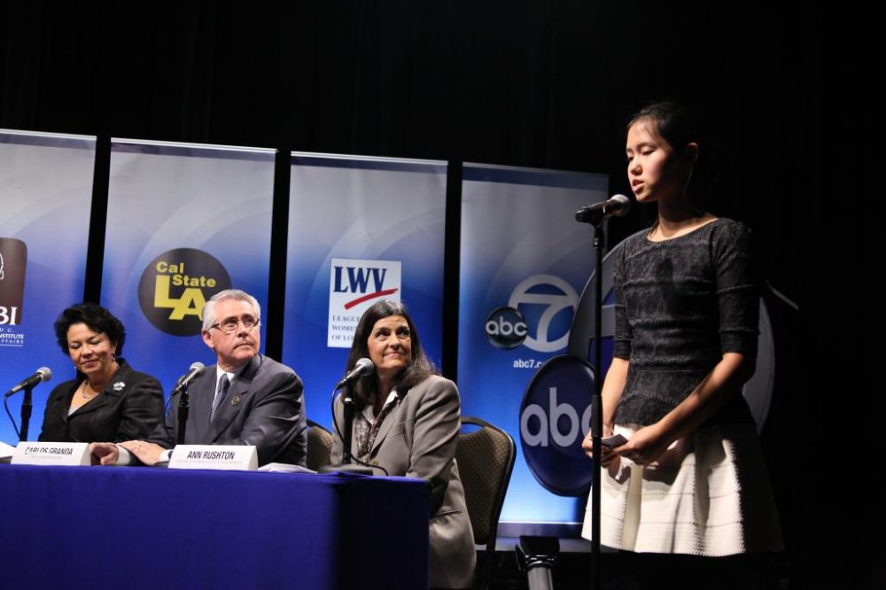 2014 LA City Council District 14 Debate - 069