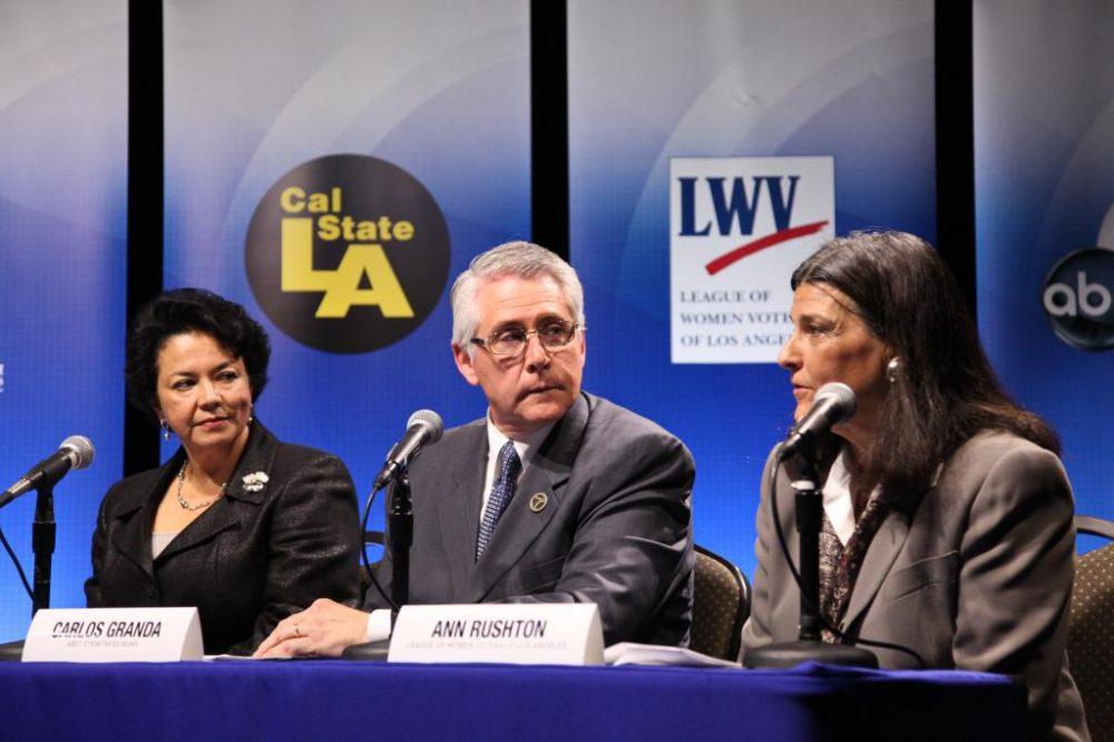 , 2015: L.A. City Council District 14 Debate