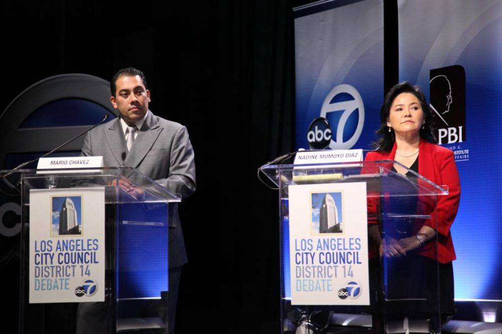 2014 LA City Council District 14 Debate - 081