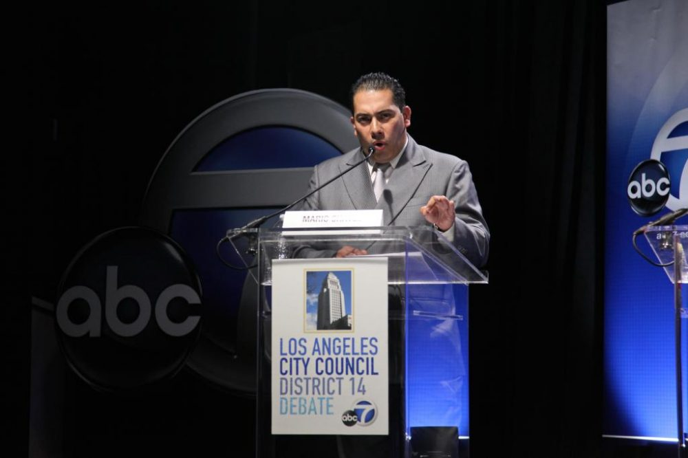 2014 LA City Council District 14 Debate - 117