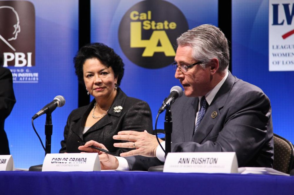 2014 LA City Council District 14 Debate - 122
