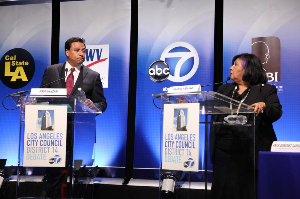 2014 LA City Council District 14 Debate - 125
