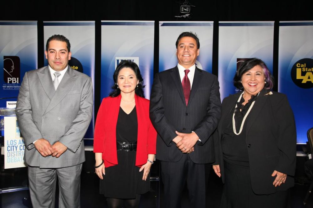 2014 LA City Council District 14 Debate  - 136