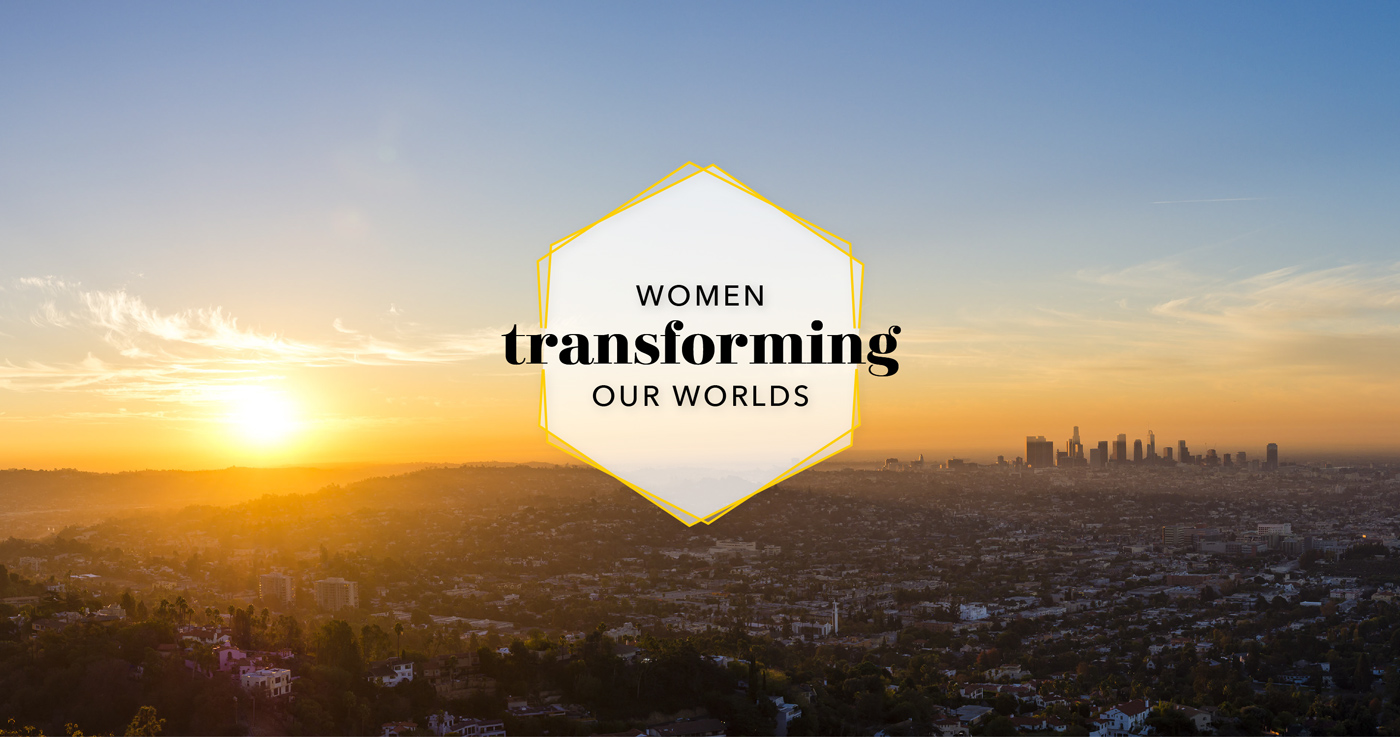 """, 2018 Annual Dinner: <br class=""""sideonly"""" />Women Transforming Our Worlds"""