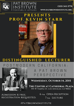 2015 Annual Distinguished Lecturer