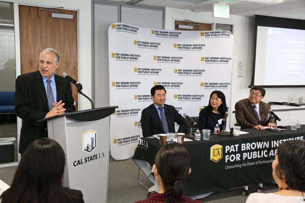 , 2016 PBI – Cal State LA Poll Public Briefing: L.A. County Asian Americans