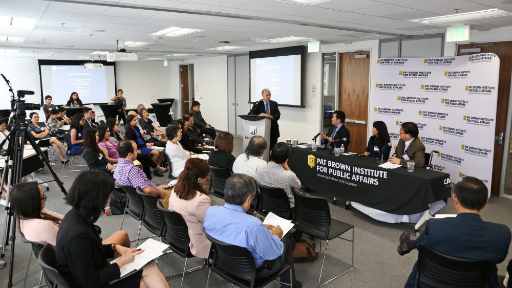 2016 PBI – Cal State LA Poll Public Briefing: L.A. County Asian Americans