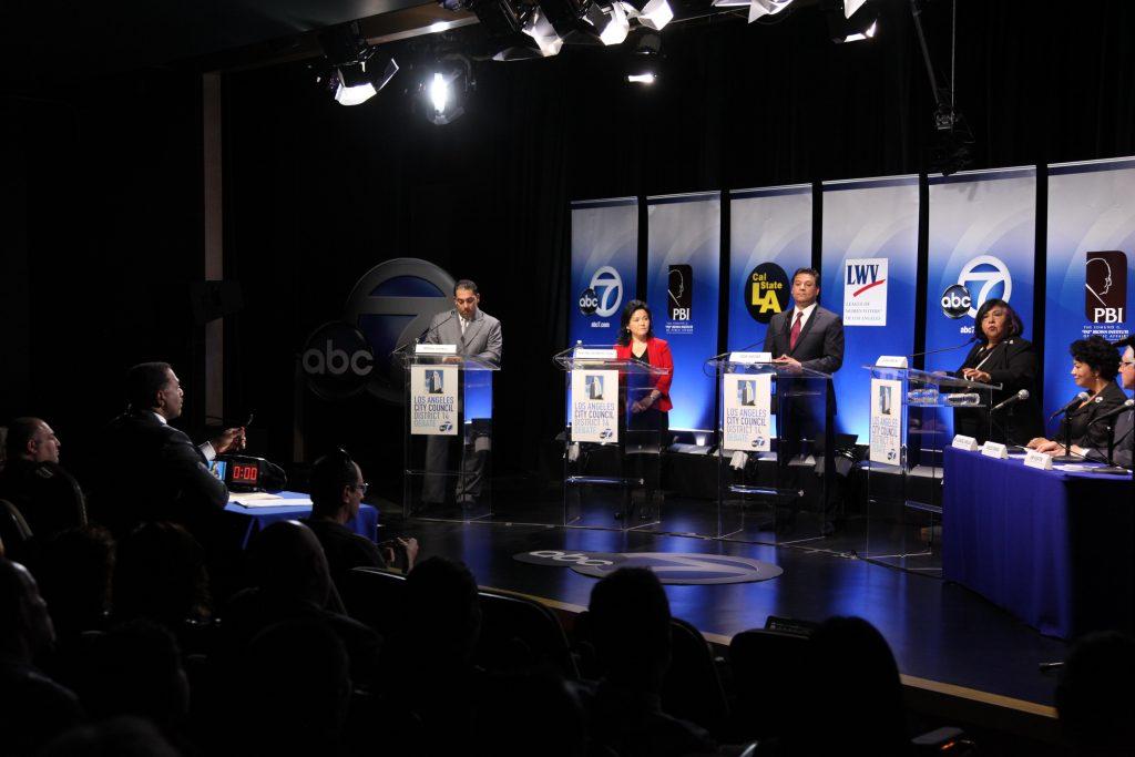 LACD14 Debate 2015