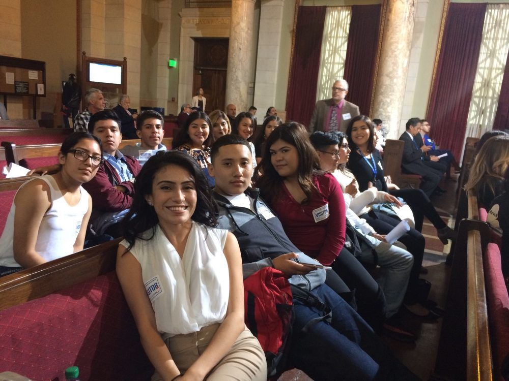 Tours of LA's Historical Landmarks such as City Hall
