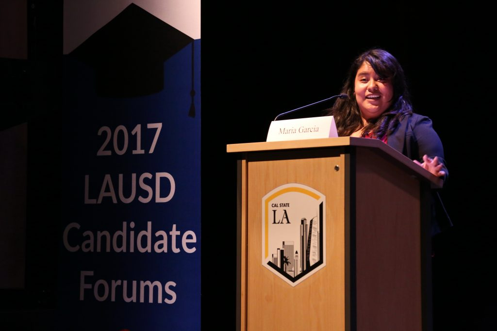 United Way of Greater Los Angeles 2017 Candidate Forum Series