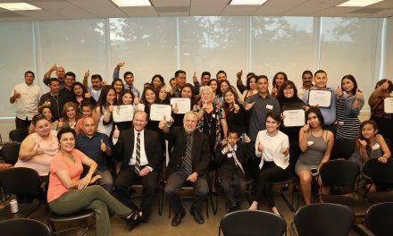 YEPP Class of 2016 Graduation