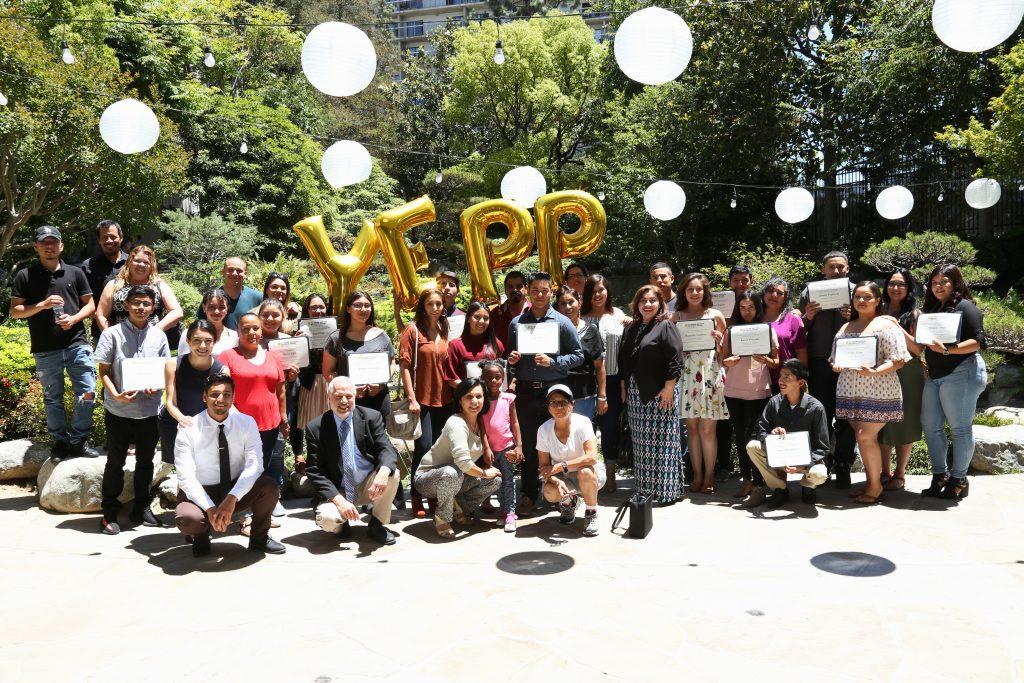 2016 – 2017 YEPP Cohort