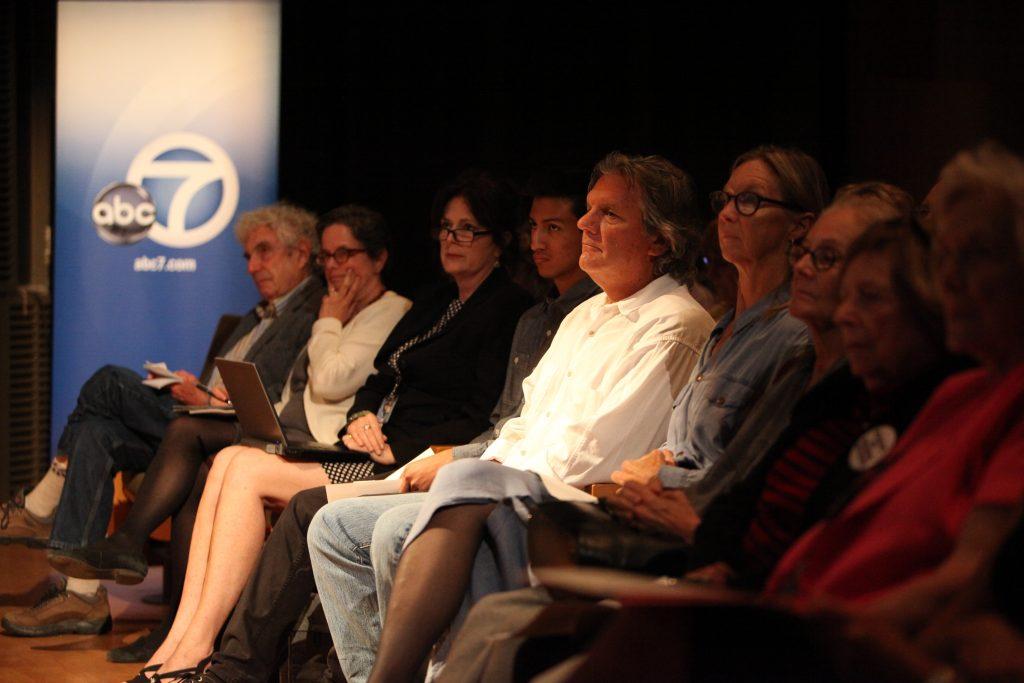 , 2014: L.A. County District 3 Supervisor Debate
