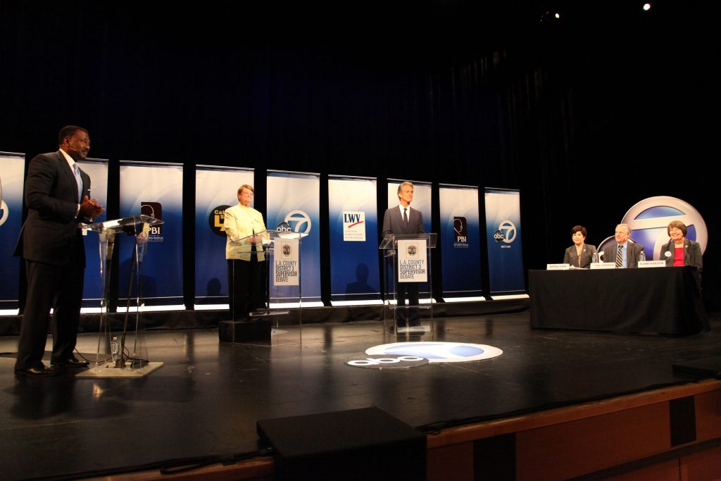 2014: L.A. County District 3 Supervisor Debate