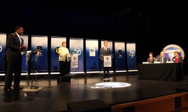 2014: L.A. County District 3 Supervisor Debate