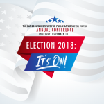 PBI Annual Conference: Election 2018