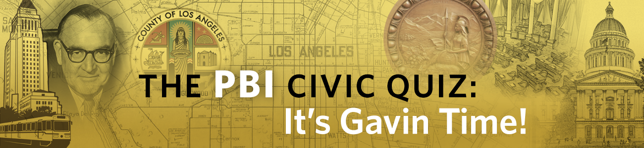 , PBI Quiz: It's Gavin Time!