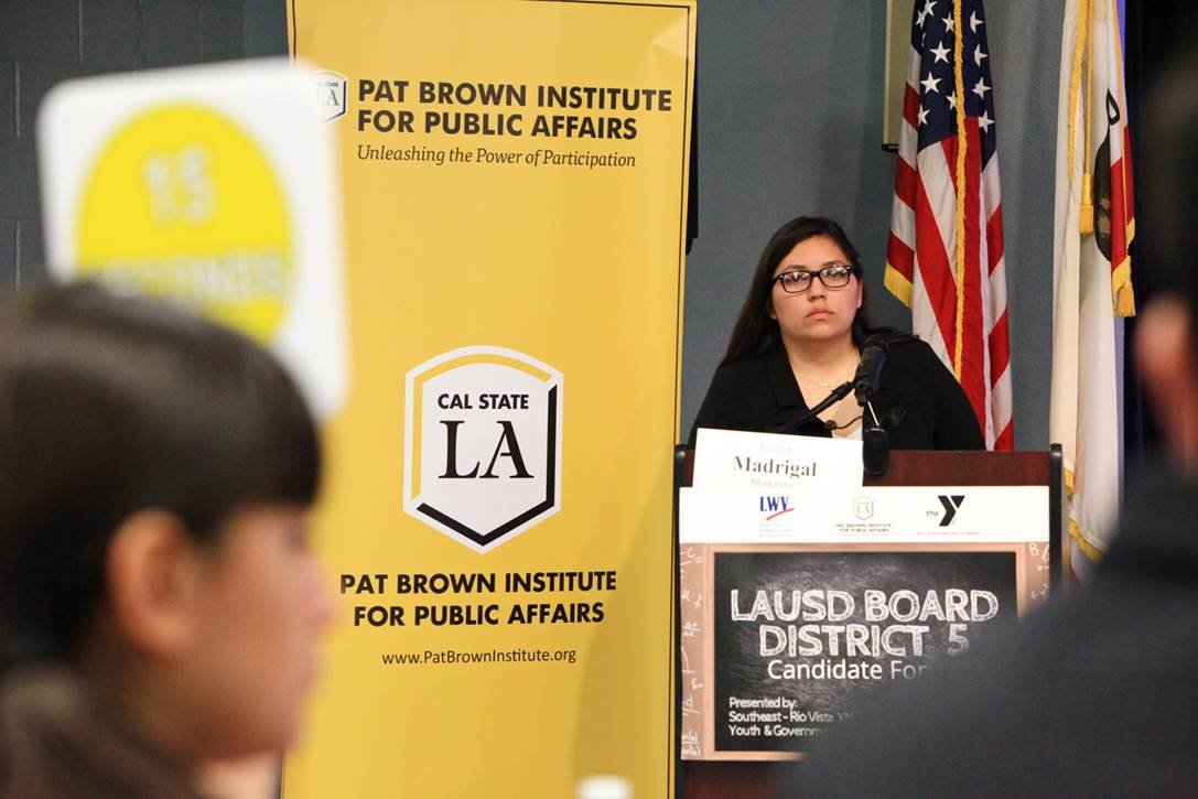 , LAUSD Board District 5 Candidate Forum
