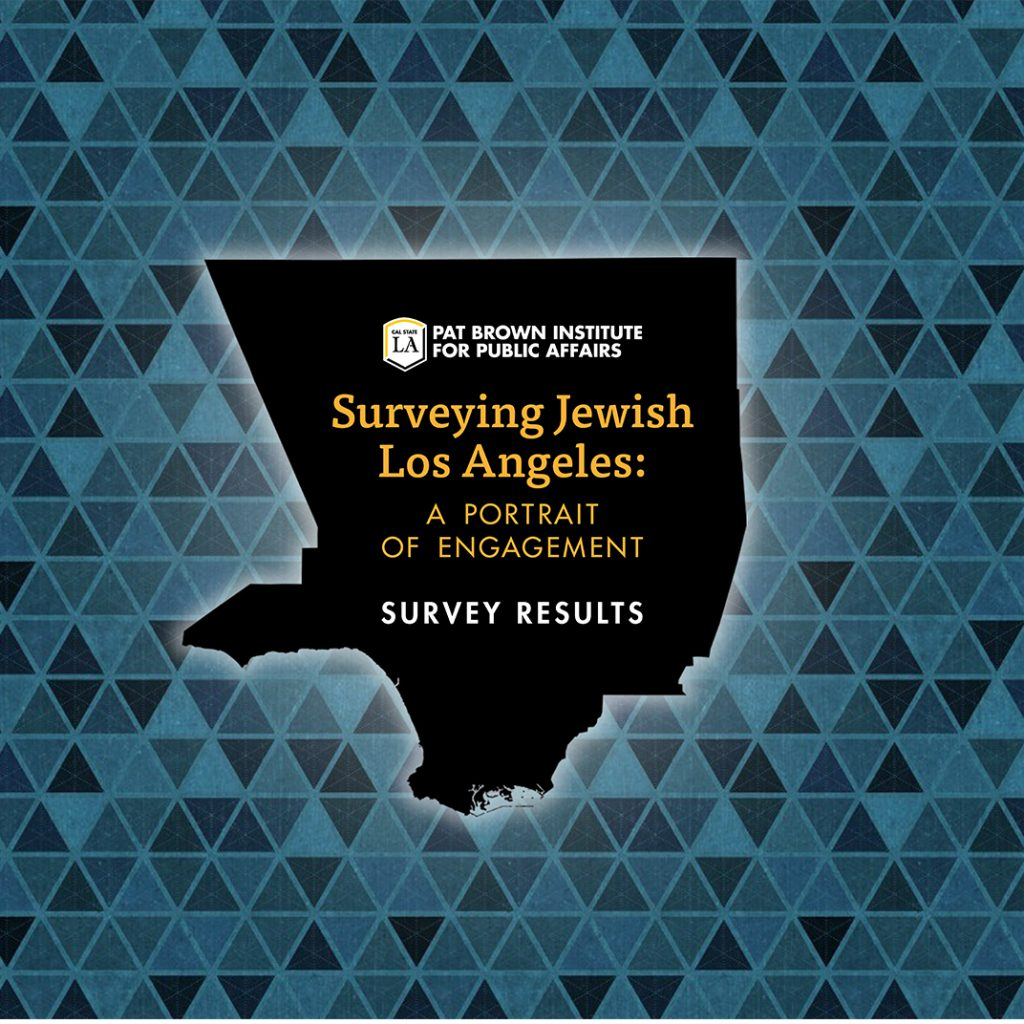 Surveying Jewish Los Angeles: A Portrait of Engagement