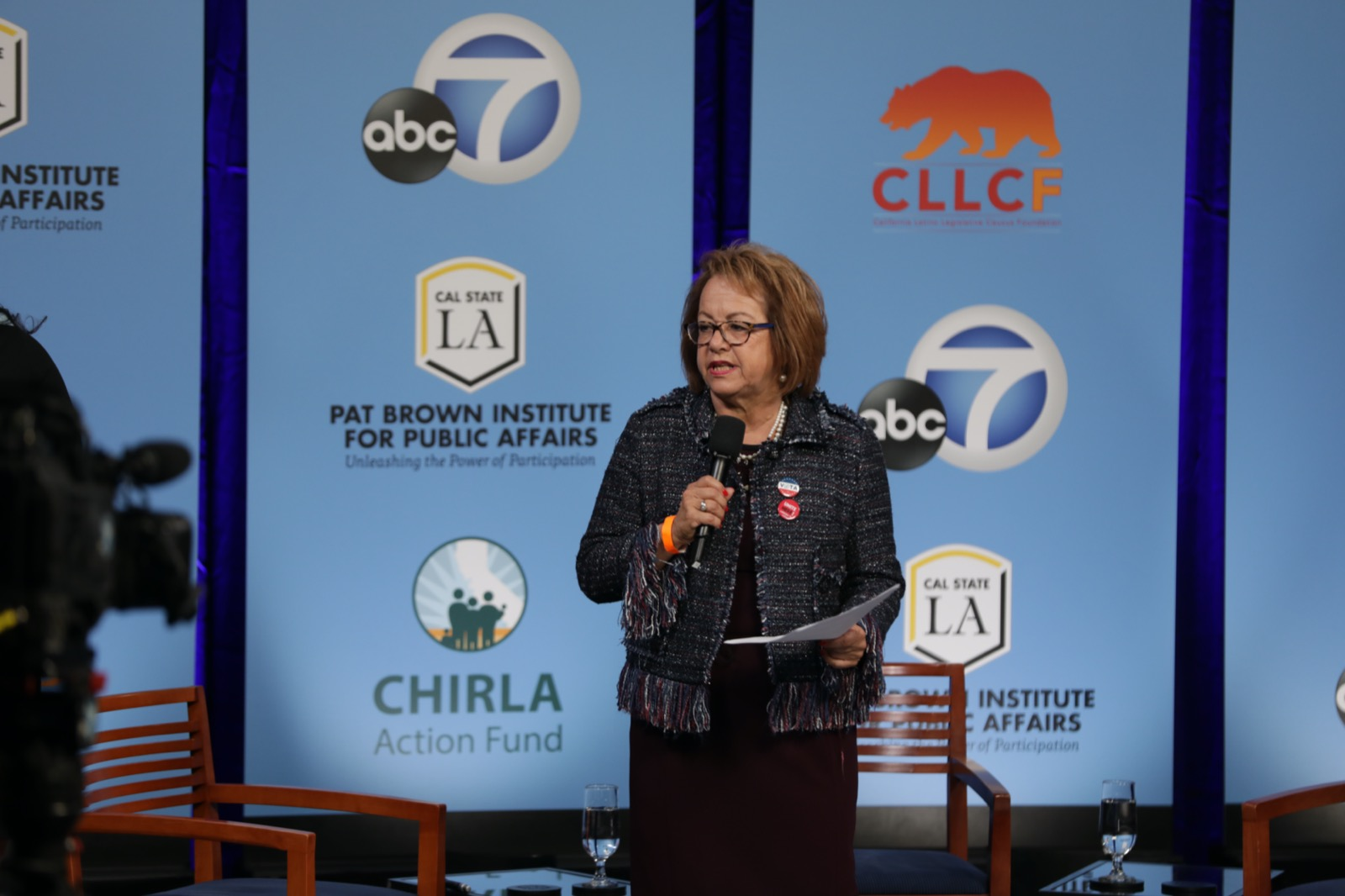 , PBI Co-Hosts Presidential Forum on Latino Issues